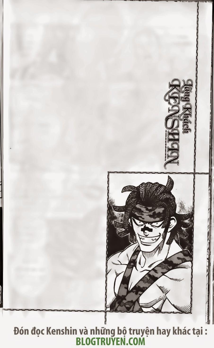 Rurouni Kenshin chap 159 trang 22