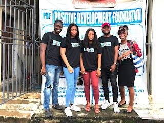 #Back2SchoolAfrica #50KidsCampaign team members in Calabar