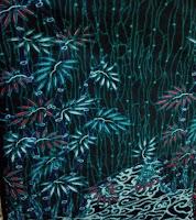 Kain Batik-Prima Bambu Hitam