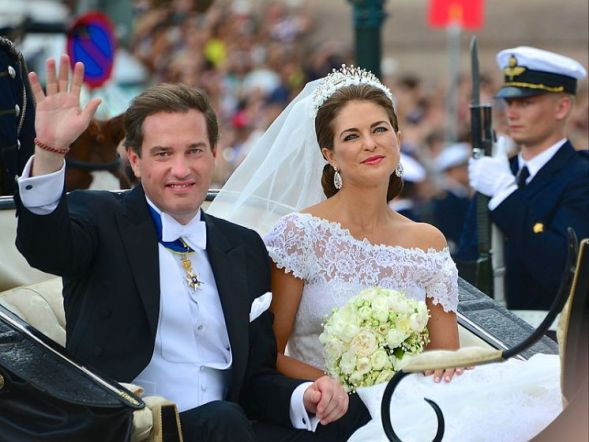 Royal Baby Alert! Princess Madeleine of Sweden Expecting Third Child