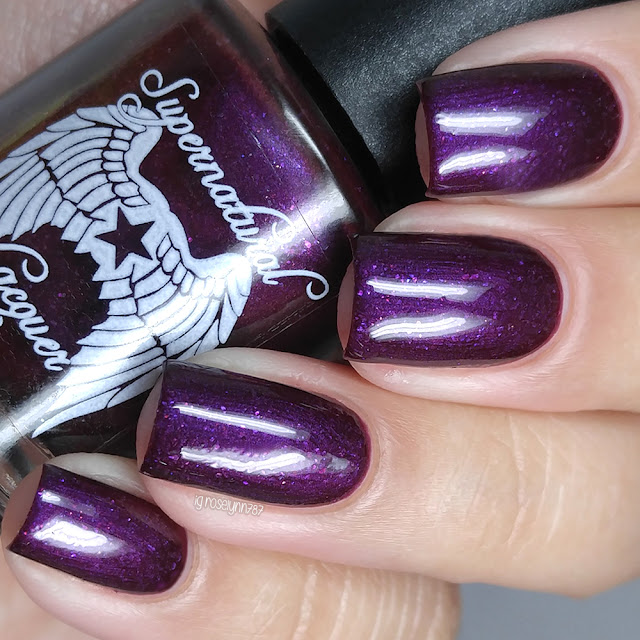 Supernatural Lacquer - Chasm