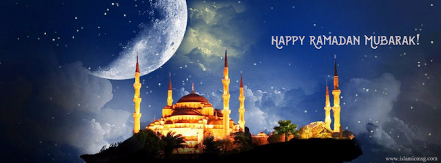 high quality ramadan cover photo