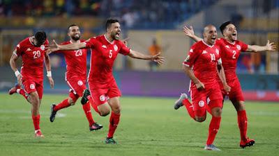 مشاهدة مباراة تونس ونيجيريا على المباشر امم افريقيا