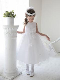abito da cerimonia per bambina