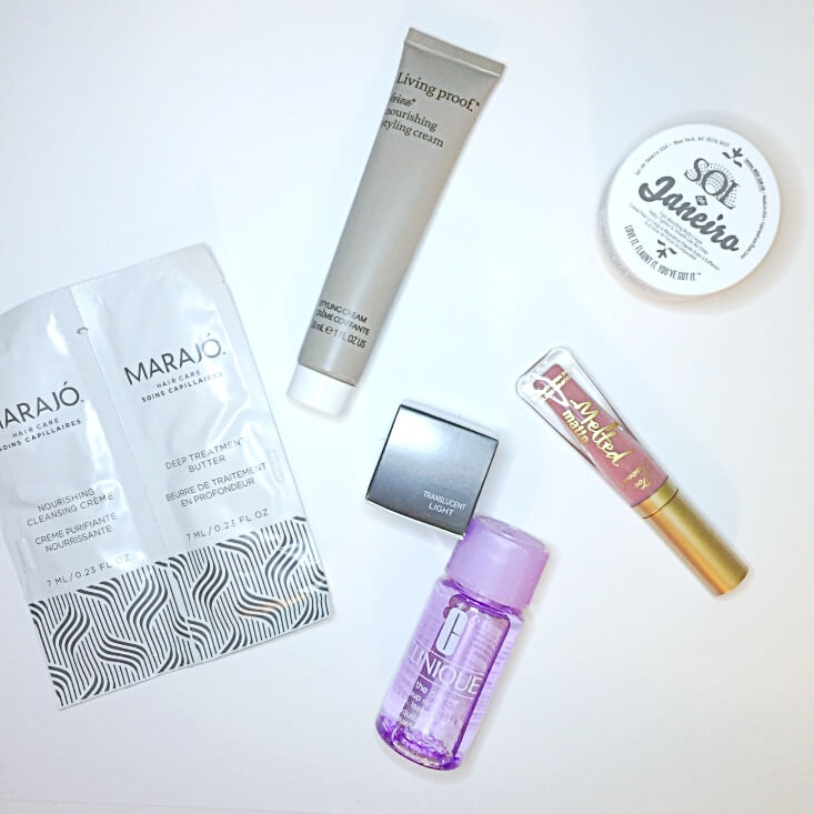 Play! by Sephora June 2018 products