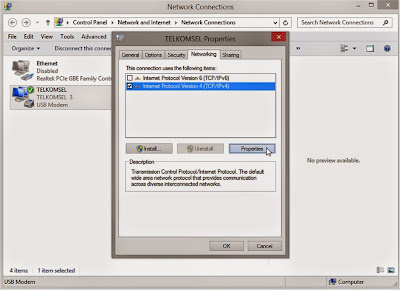 Tutorial mengatasi MODEM sering Disconnect secara otomatis
