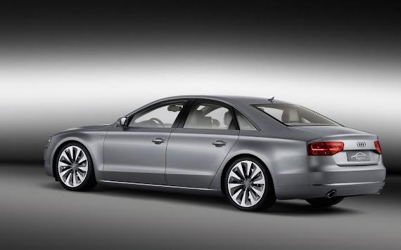Automobil Audi A8 Hybrid download besplatne pozadine za desktop 1440x900