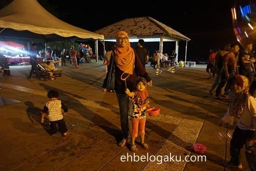 Tarikan di Kuantan,meriah di TC,Teluk cempedak,attraction in Teluk Cempedak,keluarga,parenting,tip parenting