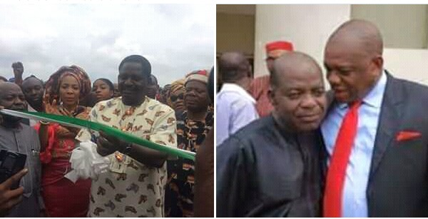 What Does Otti Want From Abia Govt.House? - Ogba  Chinwendu
