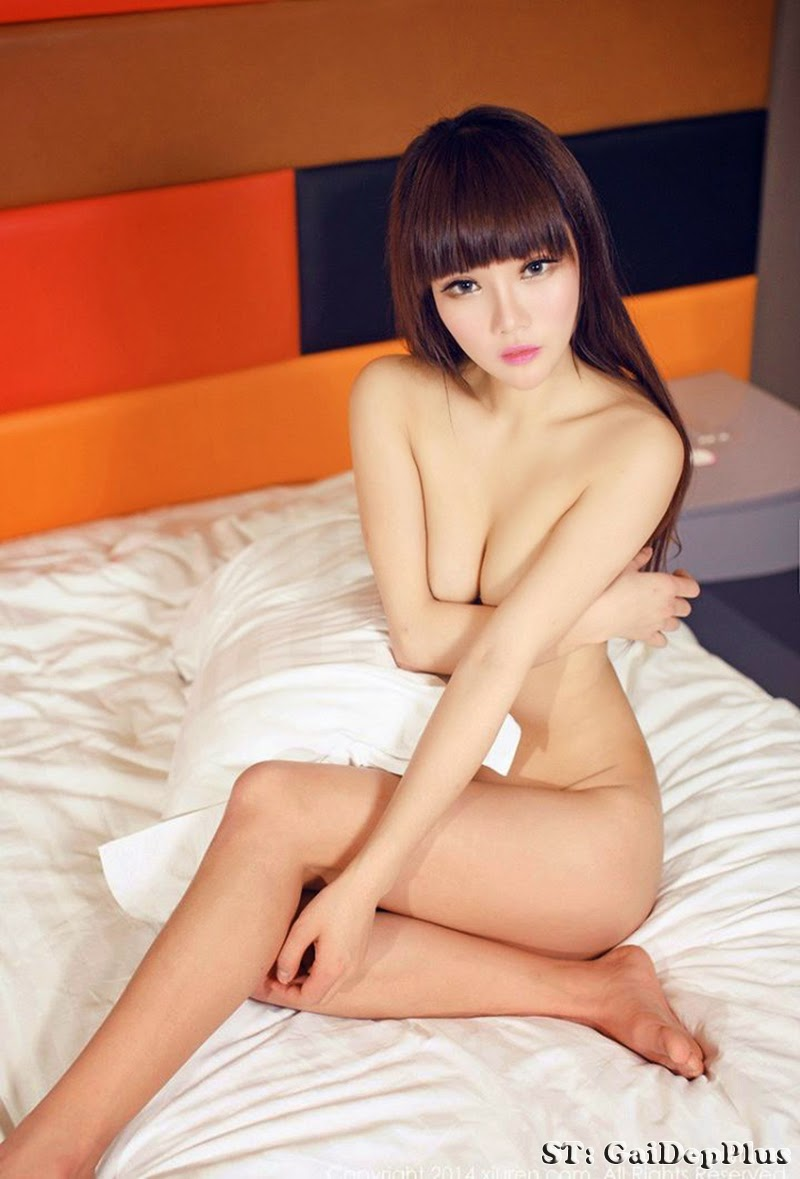 Amelia Intan Nude ecstasy with 3 round round stretch of xiuren | cute meki