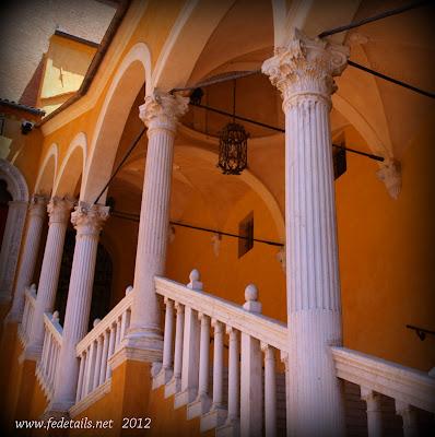 Scalone Monumentale, Ferrara