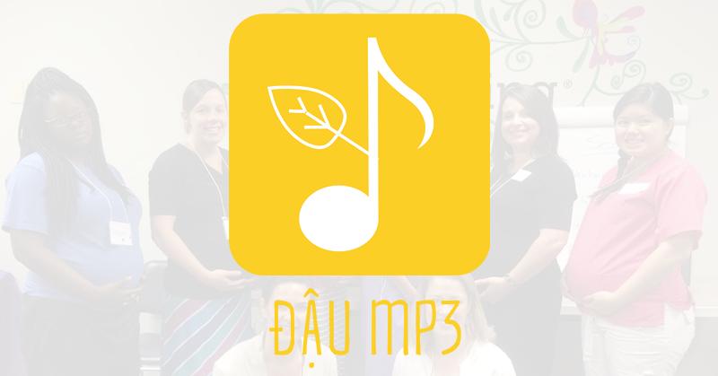 Đậu MP3 - Nghe nhạc giúp Bà Bầu dưỡng thai đúng cách để bé thông minh ngay từ trong bụng mẹ