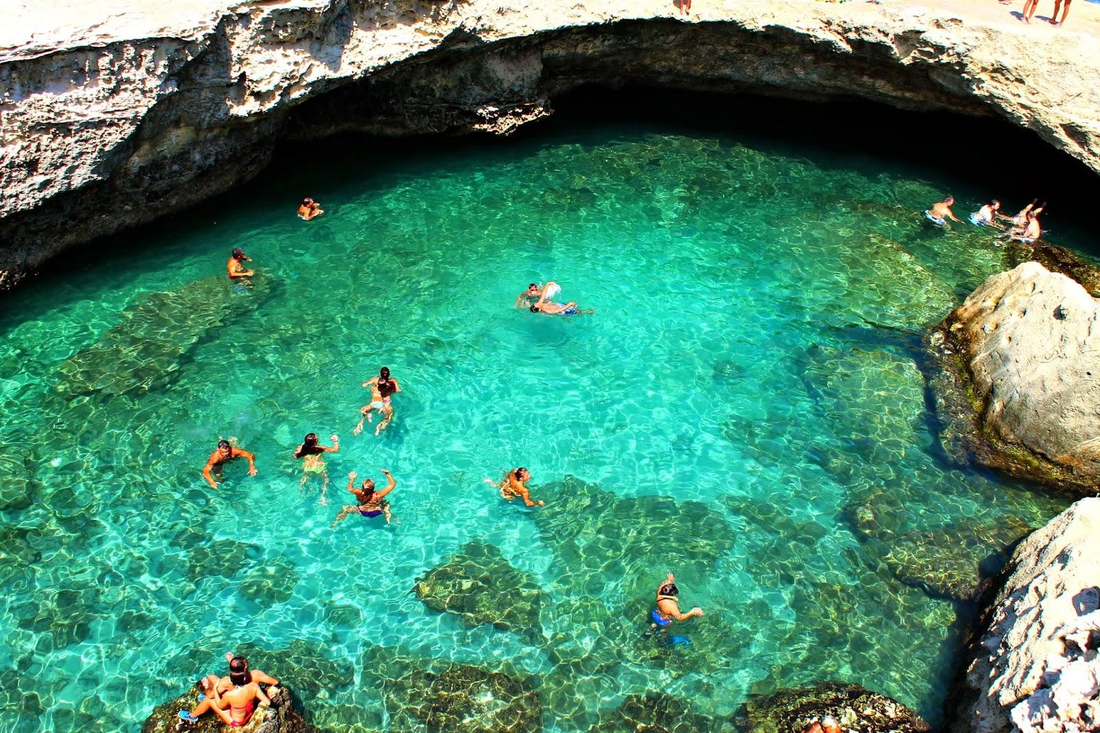 Pensieri in Viaggio Salento bellissimo e insolito Grotta