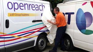 BT's Openreach division, which runs the UK's broadband infrastructure, should become a distinct company within the BT group, according to regulator Ofcom.