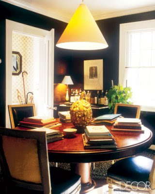 Every home should have something black - Dining kers ...