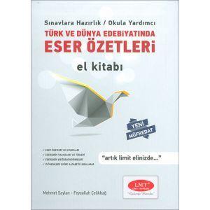 Limit Türk ve Dünya Edebiyatında Eser Özetleri El Kitabı