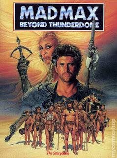 Mad Max 3: Beyond Thunderdome (1985) แมดแม็กซ์ 3: โดมบันลือโลก (เมล กิบสัน)