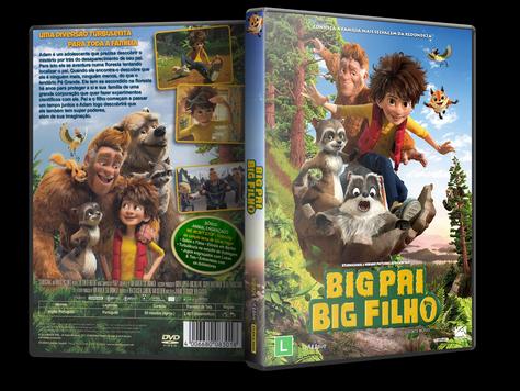 Capa DVD Big Pai, Big Filho [Custom]