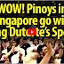 VIRAL:The Duterte Speech that drove Pinoys in Singapore wild PANOORIN!