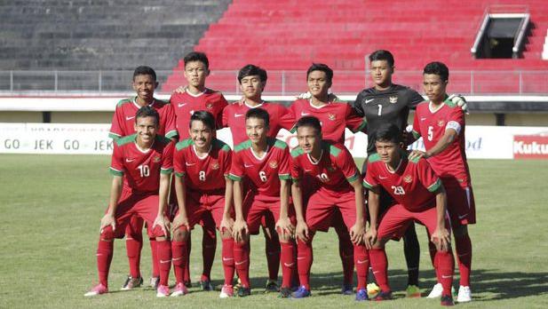 Timnas Garuda U-19 raih kemenangan atas Myanmar