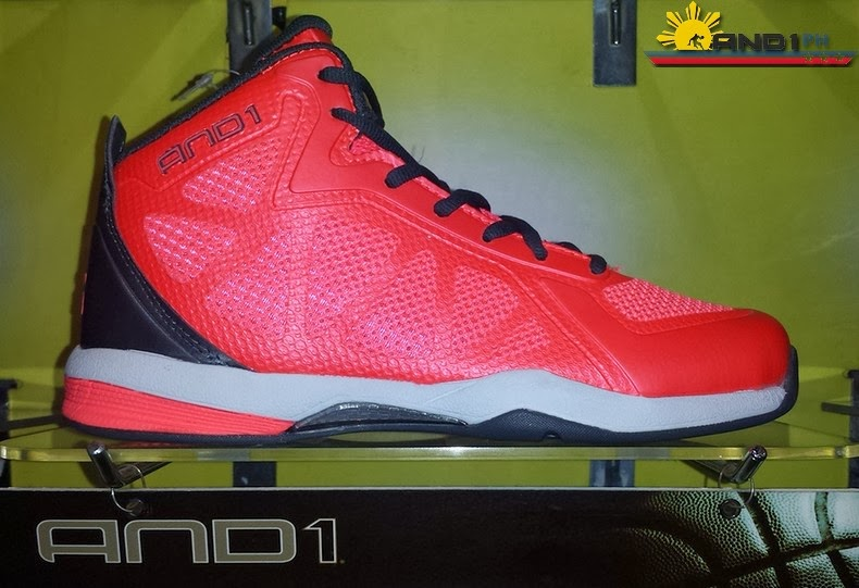 AND1 Philippines: Additional AND1 shoe models for 2013 Q3/Q4