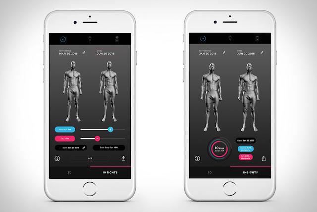'Cermin Ajaib' yang Bisa Menilai Hasil Diet atau Fitness Kamu