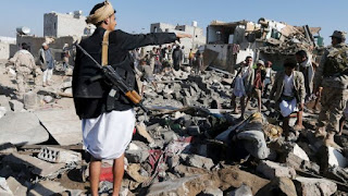 insufficient food imports to Yemen