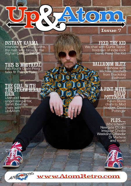 Up&Atom Magazine - Issue 7 Out Now!
