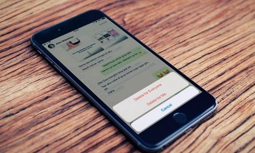 Pesan WhatsApp yang Sudah Dihapus Masih Bisa Dilihat ?