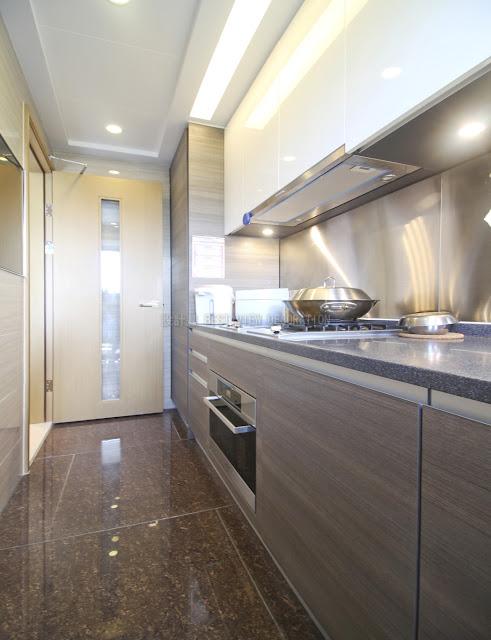 溱柏廚房室內設計,Park Signature kitchen interior design