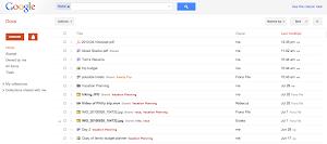 Google Docs Design