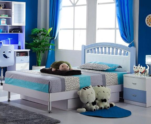 Tempat Tidur Anak Laki-laki minimalis