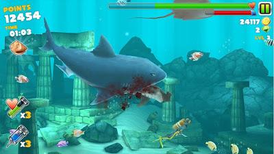 لعبة Hungry Shark Evolution مهكرة للاندرويد, قرش جائع hungry shark evolution, قرش جائع hungry shark world, تحميل لعبة hungry shark للاندرويد, لعبة hungry shark مهكرة