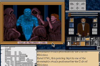Videojuego The Legacy - Realm of Terror 1992