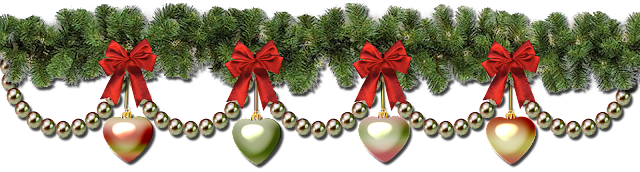 Image result for red christmas wreaths transparent