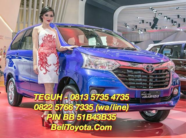 Harga Toyota Grand New Avanza 2016 di Surabaya