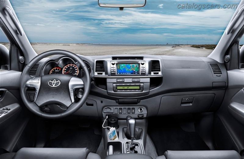 سيارة تويوتا هايلكس 2013 اجمل
