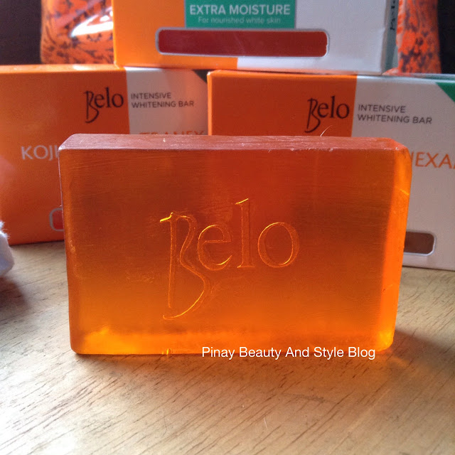 Belo Kojic Extra Moisture Bar - Whitening Glycerin Soap with Lots of Benefits!