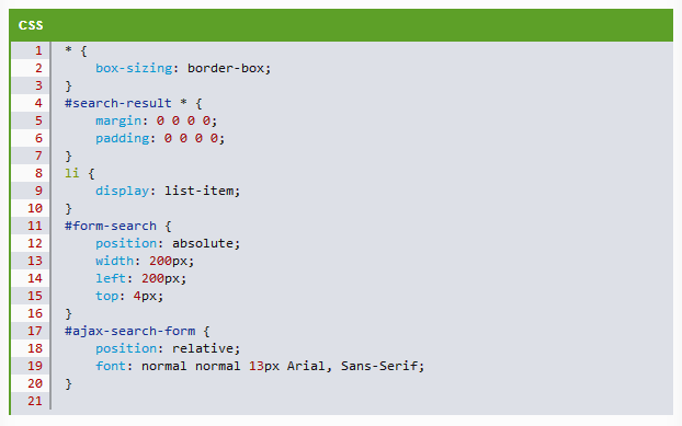 Syntax Highlighter dengan Language Autodetection