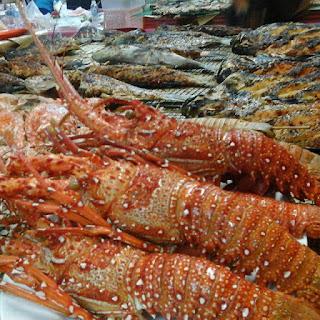 Makan Best di Kota Kinabalu Sabah / Seafood Murah