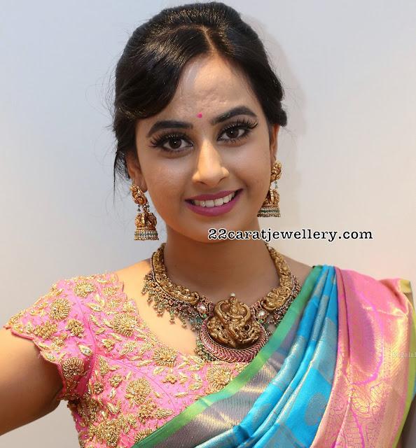 Ameeksha Pawar Krishna Choker