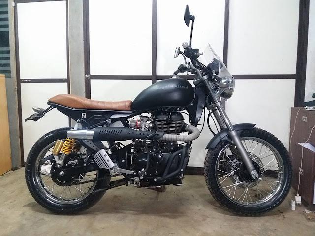 A4 Moto Design Nubra