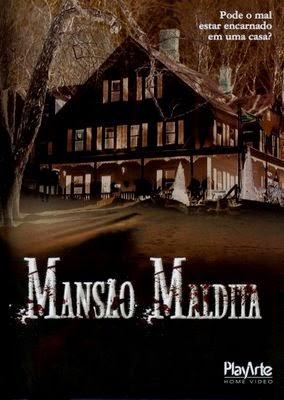 Mansão Maldita Dublado