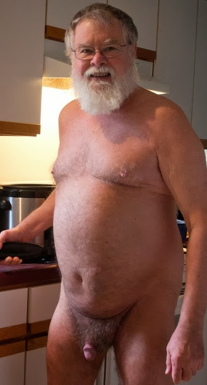 photos naked old men