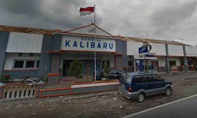 Gambar Stasiun Kalibaru