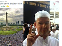 Pernah Menistakan Islam, Produser Film Fitna Kagum dengan Aksi 212 Umat Islam Indonesia