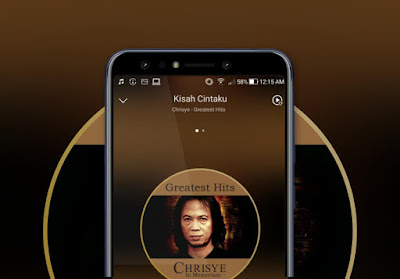 Huawei Music Player