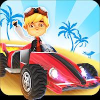 Download Kart Racer 3D Apk v1.1 Mod (Unlimited Coins) Terbaru 2016