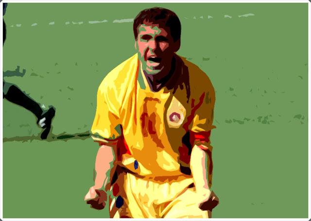 Gheorghe Hagi Romênia Copa do Mundo