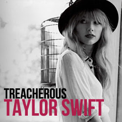 taylor swift treacherous cover